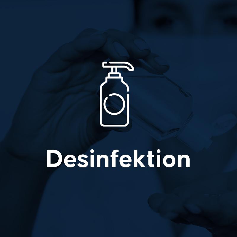 Desinfektion Kategorie bei alletesten.de