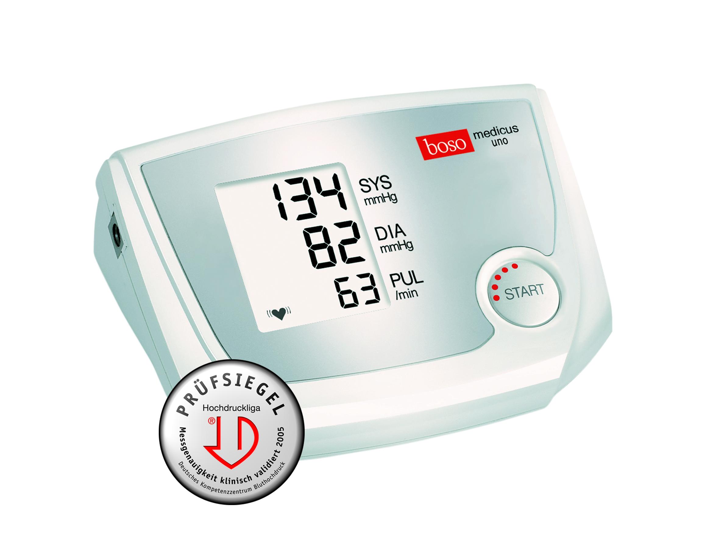 Blutdruckmesser digital - boso medicus uno